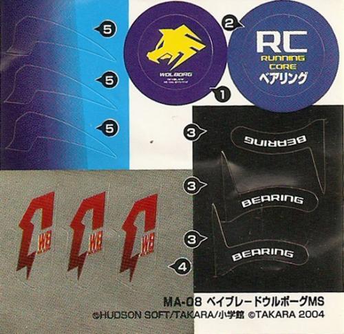 Stickers para beyblades ;D Attachment