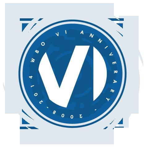 [Image: WBO_6th_Anniversary_Logo_3.png]