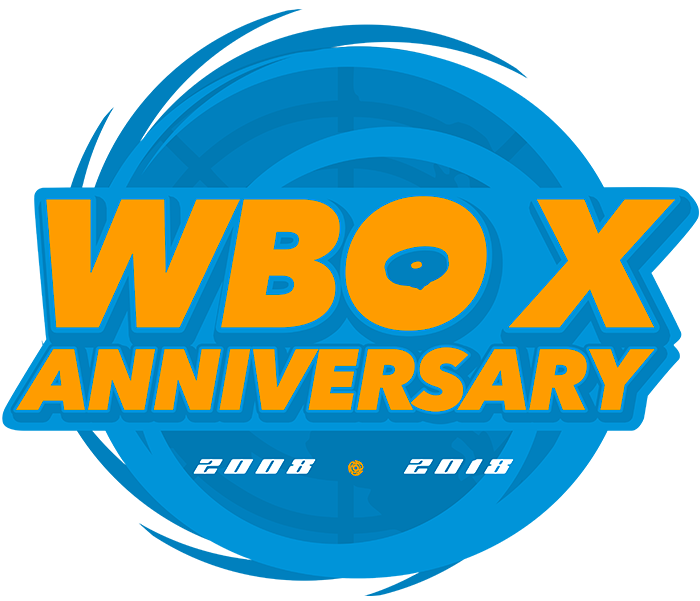 [Image: WBO-10th-Anniversary-Logo.png]